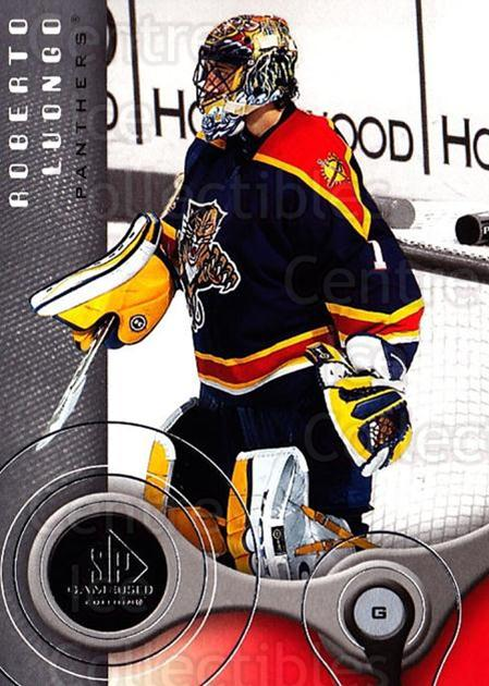 2005-06 Sp Game Used #44 Roberto Luongo<br/>4 In Stock - $2.00 each - <a href=https://centericecollectibles.foxycart.com/cart?name=2005-06%20Sp%20Game%20Used%20%2344%20Roberto%20Luongo...&quantity_max=4&price=$2.00&code=438563 class=foxycart> Buy it now! </a>