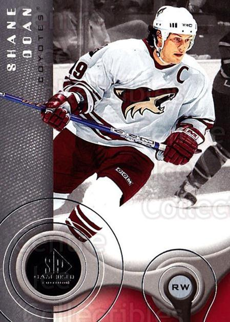 2005-06 Sp Game Used #76 Shane Doan<br/>3 In Stock - $2.00 each - <a href=https://centericecollectibles.foxycart.com/cart?name=2005-06%20Sp%20Game%20Used%20%2376%20Shane%20Doan...&quantity_max=3&price=$2.00&code=438595 class=foxycart> Buy it now! </a>