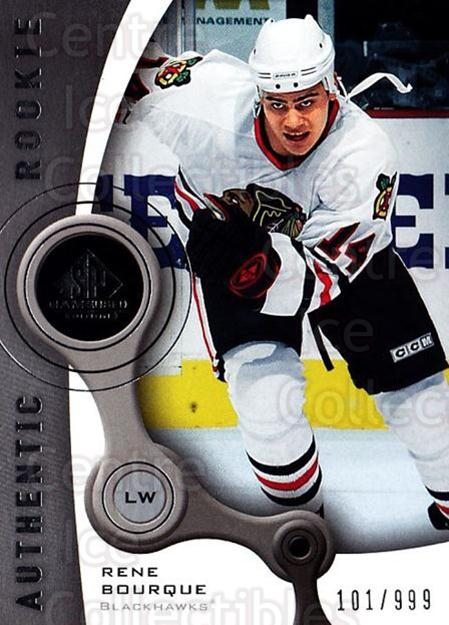 2005-06 Sp Game Used #116 Rene Bourque<br/>1 In Stock - $5.00 each - <a href=https://centericecollectibles.foxycart.com/cart?name=2005-06%20Sp%20Game%20Used%20%23116%20Rene%20Bourque...&quantity_max=1&price=$5.00&code=438635 class=foxycart> Buy it now! </a>