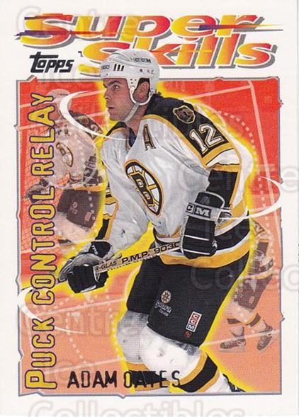 1995-96 Topps Super Skills Platinum #2 Adam Oates<br/>2 In Stock - $3.00 each - <a href=https://centericecollectibles.foxycart.com/cart?name=1995-96%20Topps%20Super%20Skills%20Platinum%20%232%20Adam%20Oates...&quantity_max=2&price=$3.00&code=439308 class=foxycart> Buy it now! </a>