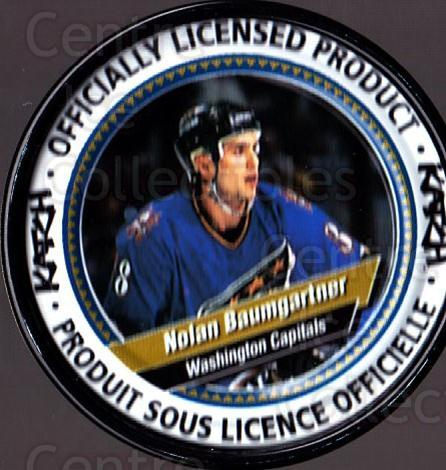 1998-99 Katch #167 Nolan Baumgartner<br/>2 In Stock - $2.00 each - <a href=https://centericecollectibles.foxycart.com/cart?name=1998-99%20Katch%20%23167%20Nolan%20Baumgartn...&quantity_max=2&price=$2.00&code=440348 class=foxycart> Buy it now! </a>