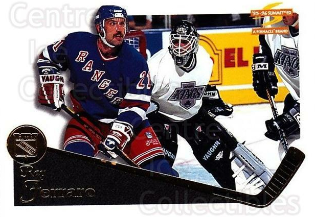 1995-96 Summit #108 Ray Ferraro<br/>5 In Stock - $1.00 each - <a href=https://centericecollectibles.foxycart.com/cart?name=1995-96%20Summit%20%23108%20Ray%20Ferraro...&quantity_max=5&price=$1.00&code=44043 class=foxycart> Buy it now! </a>