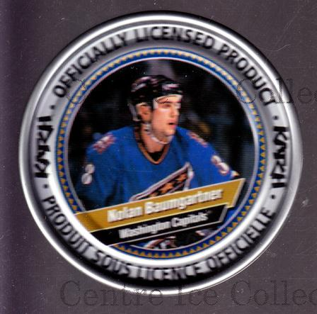 1998-99 Katch Silver #167 Nolan Baumgartner<br/>2 In Stock - $3.00 each - <a href=https://centericecollectibles.foxycart.com/cart?name=1998-99%20Katch%20Silver%20%23167%20Nolan%20Baumgartn...&quantity_max=2&price=$3.00&code=440516 class=foxycart> Buy it now! </a>