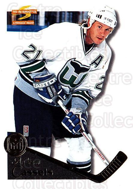1995-96 Summit #158 Andrew Cassels<br/>5 In Stock - $1.00 each - <a href=https://centericecollectibles.foxycart.com/cart?name=1995-96%20Summit%20%23158%20Andrew%20Cassels...&quantity_max=5&price=$1.00&code=44097 class=foxycart> Buy it now! </a>