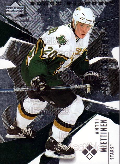 2003-04 Black Diamond #152 Antti Miettinen<br/>4 In Stock - $5.00 each - <a href=https://centericecollectibles.foxycart.com/cart?name=2003-04%20Black%20Diamond%20%23152%20Antti%20Miettinen...&quantity_max=4&price=$5.00&code=444055 class=foxycart> Buy it now! </a>