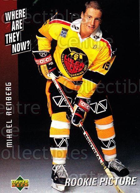 1995-96 Swedish Upper Deck #235 Mikael Renberg<br/>11 In Stock - $2.00 each - <a href=https://centericecollectibles.foxycart.com/cart?name=1995-96%20Swedish%20Upper%20Deck%20%23235%20Mikael%20Renberg...&quantity_max=11&price=$2.00&code=44507 class=foxycart> Buy it now! </a>