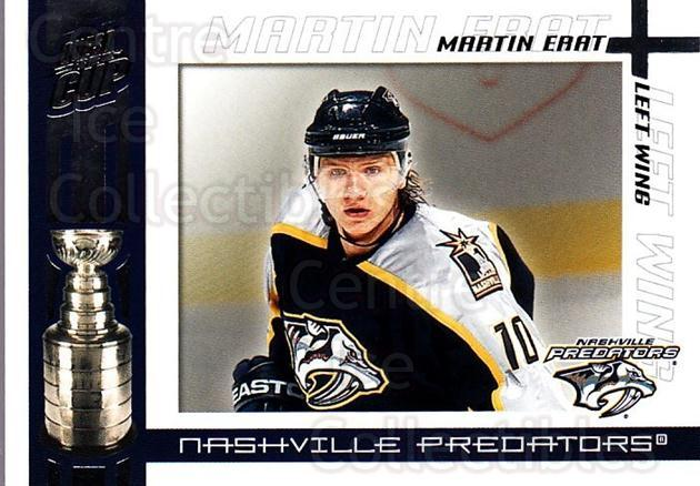 2003-04 Pacific Quest for the Cup #60 Martin Erat<br/>3 In Stock - $1.00 each - <a href=https://centericecollectibles.foxycart.com/cart?name=2003-04%20Pacific%20Quest%20for%20the%20Cup%20%2360%20Martin%20Erat...&quantity_max=3&price=$1.00&code=445142 class=foxycart> Buy it now! </a>