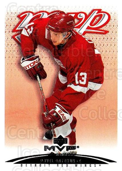 2003-04 Upper Deck MVP #146 Pavel Datsyuk<br/>1 In Stock - $2.00 each - <a href=https://centericecollectibles.foxycart.com/cart?name=2003-04%20Upper%20Deck%20MVP%20%23146%20Pavel%20Datsyuk...&quantity_max=1&price=$2.00&code=445457 class=foxycart> Buy it now! </a>