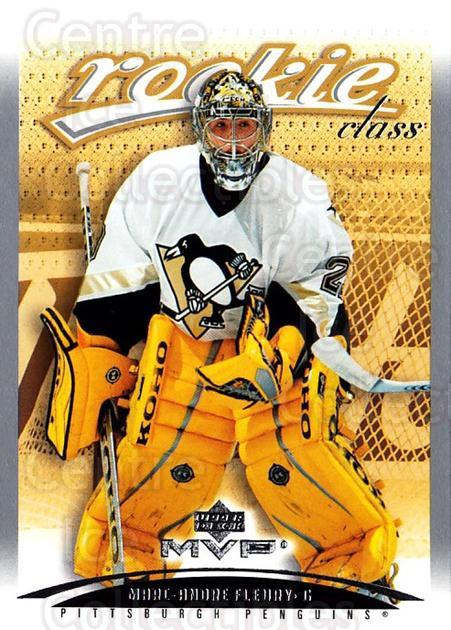 2003-04 Upper Deck MVP #461 Marc-Andre Fleury<br/>1 In Stock - $10.00 each - <a href=https://centericecollectibles.foxycart.com/cart?name=2003-04%20Upper%20Deck%20MVP%20%23461%20Marc-Andre%20Fleu...&quantity_max=1&price=$10.00&code=445472 class=foxycart> Buy it now! </a>