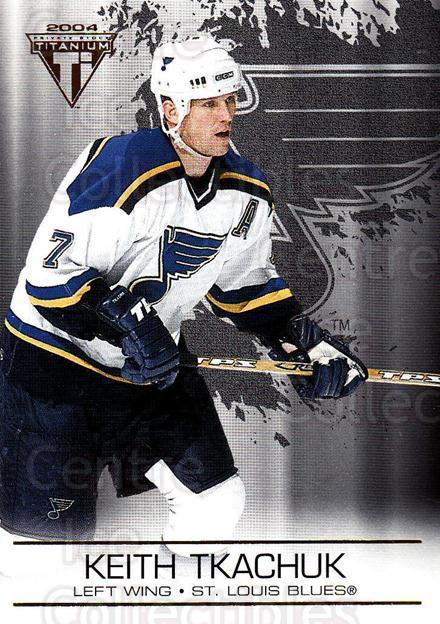 2003-04 Titanium #85 Keith Tkachuk<br/>8 In Stock - $1.00 each - <a href=https://centericecollectibles.foxycart.com/cart?name=2003-04%20Titanium%20%2385%20Keith%20Tkachuk...&quantity_max=8&price=$1.00&code=446384 class=foxycart> Buy it now! </a>