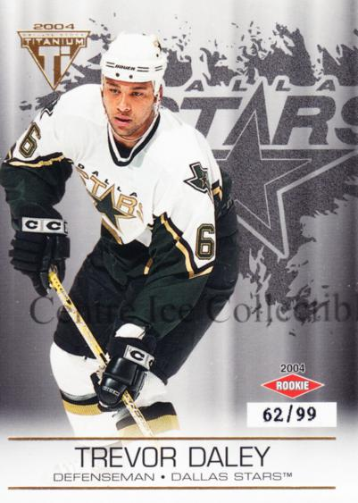 2003-04 Titanium #115 Trevor Daley<br/>1 In Stock - $10.00 each - <a href=https://centericecollectibles.foxycart.com/cart?name=2003-04%20Titanium%20%23115%20Trevor%20Daley...&quantity_max=1&price=$10.00&code=446414 class=foxycart> Buy it now! </a>