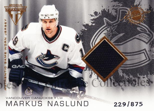 2003-04 Titanium #189 Markus Naslund<br/>1 In Stock - $5.00 each - <a href=https://centericecollectibles.foxycart.com/cart?name=2003-04%20Titanium%20%23189%20Markus%20Naslund...&quantity_max=1&price=$5.00&code=446488 class=foxycart> Buy it now! </a>