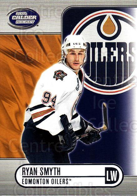 2003-04 Pacific Calder Silver #42 Ryan Smyth<br/>3 In Stock - $2.00 each - <a href=https://centericecollectibles.foxycart.com/cart?name=2003-04%20Pacific%20Calder%20Silver%20%2342%20Ryan%20Smyth...&quantity_max=3&price=$2.00&code=447349 class=foxycart> Buy it now! </a>