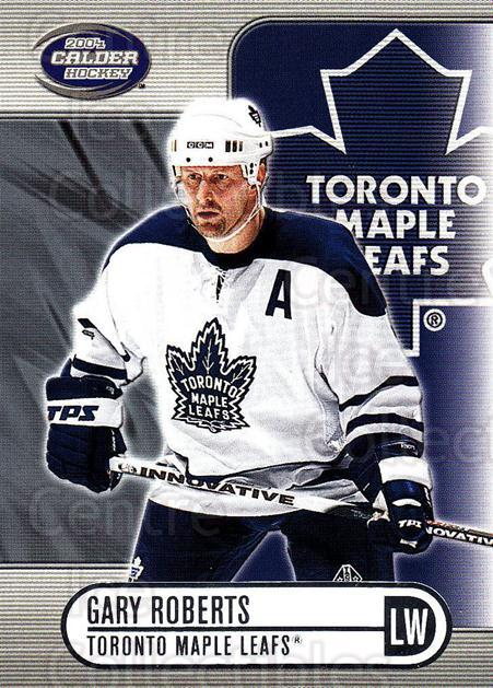 2003-04 Pacific Calder Silver #94 Gary Roberts<br/>2 In Stock - $2.00 each - <a href=https://centericecollectibles.foxycart.com/cart?name=2003-04%20Pacific%20Calder%20Silver%20%2394%20Gary%20Roberts...&quantity_max=2&price=$2.00&code=447400 class=foxycart> Buy it now! </a>