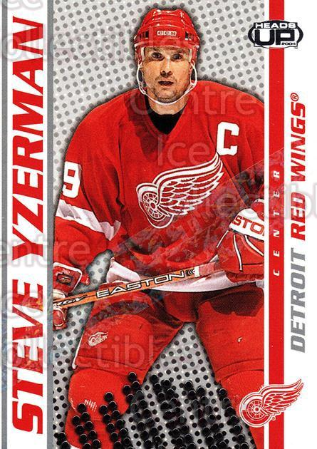 2003-04 Heads-Up Hobby LTD #38 Steve Yzerman<br/>1 In Stock - $5.00 each - <a href=https://centericecollectibles.foxycart.com/cart?name=2003-04%20Heads-Up%20Hobby%20LTD%20%2338%20Steve%20Yzerman...&quantity_max=1&price=$5.00&code=447691 class=foxycart> Buy it now! </a>
