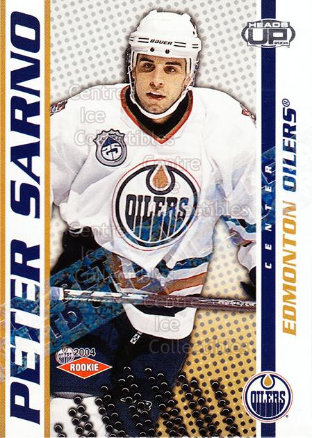 2003-04 Heads-Up Retail LTD #117 Peter Sarno<br/>3 In Stock - $3.00 each - <a href=https://centericecollectibles.foxycart.com/cart?name=2003-04%20Heads-Up%20Retail%20LTD%20%23117%20Peter%20Sarno...&quantity_max=3&price=$3.00&code=447723 class=foxycart> Buy it now! </a>