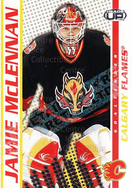 2003-04 Heads-Up Retail LTD #15 Jamie McLennan<br/>4 In Stock - $2.00 each - <a href=https://centericecollectibles.foxycart.com/cart?name=2003-04%20Heads-Up%20Retail%20LTD%20%2315%20Jamie%20McLennan...&quantity_max=4&price=$2.00&code=447743 class=foxycart> Buy it now! </a>
