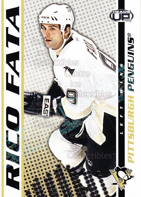 2003-04 Heads-Up Retail LTD #78 Rico Fata<br/>4 In Stock - $2.00 each - <a href=https://centericecollectibles.foxycart.com/cart?name=2003-04%20Heads-Up%20Retail%20LTD%20%2378%20Rico%20Fata...&quantity_max=4&price=$2.00&code=447787 class=foxycart> Buy it now! </a>