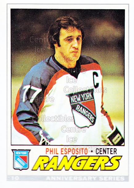 1992-93 O-Pee-Chee 25th Anniversary Inserts #10 Phil Esposito<br/>16 In Stock - $2.00 each - <a href=https://centericecollectibles.foxycart.com/cart?name=1992-93%20O-Pee-Chee%2025th%20Anniversary%20Inserts%20%2310%20Phil%20Esposito...&quantity_max=16&price=$2.00&code=448 class=foxycart> Buy it now! </a>