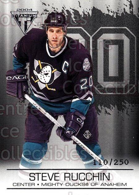2003-04 Titanium Retail Jersey Number Parallels #2 Steve Rucchin<br/>6 In Stock - $3.00 each - <a href=https://centericecollectibles.foxycart.com/cart?name=2003-04%20Titanium%20Retail%20Jersey%20Number%20Parallels%20%232%20Steve%20Rucchin...&quantity_max=6&price=$3.00&code=449131 class=foxycart> Buy it now! </a>