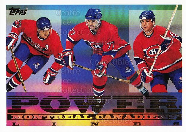 1995-96 Topps Power Lines #9 Pierre Turgeon, Mark Recchi, Vincent Damphousse<br/>2 In Stock - $2.00 each - <a href=https://centericecollectibles.foxycart.com/cart?name=1995-96%20Topps%20Power%20Lines%20%239%20Pierre%20Turgeon,...&quantity_max=2&price=$2.00&code=44934 class=foxycart> Buy it now! </a>