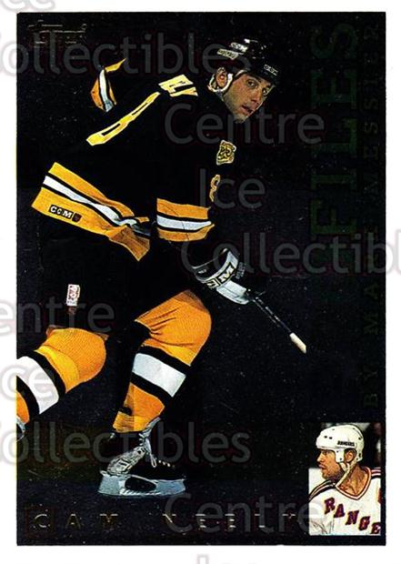 1995-96 Topps Profiles #10 Cam Neely<br/>8 In Stock - $2.00 each - <a href=https://centericecollectibles.foxycart.com/cart?name=1995-96%20Topps%20Profiles%20%2310%20Cam%20Neely...&quantity_max=8&price=$2.00&code=44935 class=foxycart> Buy it now! </a>
