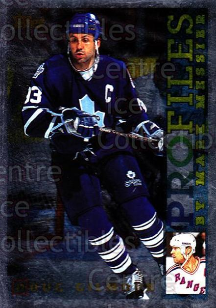 1995-96 Topps Profiles #17 Doug Gilmour<br/>2 In Stock - $2.00 each - <a href=https://centericecollectibles.foxycart.com/cart?name=1995-96%20Topps%20Profiles%20%2317%20Doug%20Gilmour...&quantity_max=2&price=$2.00&code=44940 class=foxycart> Buy it now! </a>