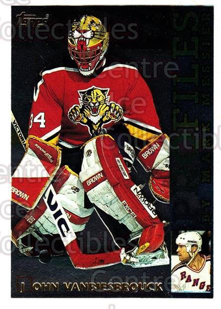 1995-96 Topps Profiles #9 John Vanbiesbrouck<br/>4 In Stock - $2.00 each - <a href=https://centericecollectibles.foxycart.com/cart?name=1995-96%20Topps%20Profiles%20%239%20John%20Vanbiesbro...&quantity_max=4&price=$2.00&code=44944 class=foxycart> Buy it now! </a>
