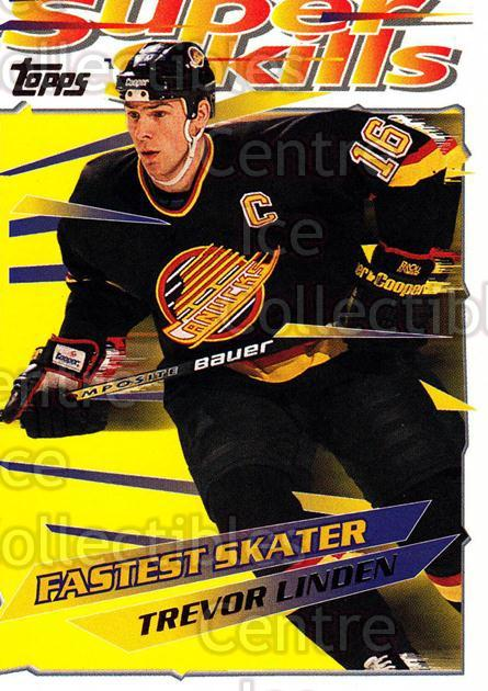 1995-96 Topps Super Skills #33 Trevor Linden<br/>10 In Stock - $1.00 each - <a href=https://centericecollectibles.foxycart.com/cart?name=1995-96%20Topps%20Super%20Skills%20%2333%20Trevor%20Linden...&quantity_max=10&price=$1.00&code=45018 class=foxycart> Buy it now! </a>