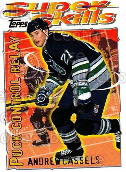 1995-96 Topps Super Skills #4 Andrew Cassels<br/>10 In Stock - $1.00 each - <a href=https://centericecollectibles.foxycart.com/cart?name=1995-96%20Topps%20Super%20Skills%20%234%20Andrew%20Cassels...&quantity_max=10&price=$1.00&code=45024 class=foxycart> Buy it now! </a>