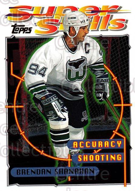 1995-96 Topps Super Skills #55 Brendan Shanahan<br/>10 In Stock - $1.00 each - <a href=https://centericecollectibles.foxycart.com/cart?name=1995-96%20Topps%20Super%20Skills%20%2355%20Brendan%20Shanaha...&quantity_max=10&price=$1.00&code=45040 class=foxycart> Buy it now! </a>