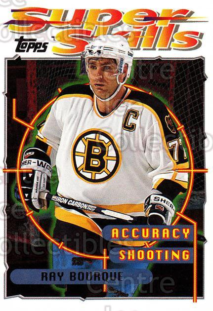 1995-96 Topps Super Skills #57 Ray Bourque<br/>10 In Stock - $1.00 each - <a href=https://centericecollectibles.foxycart.com/cart?name=1995-96%20Topps%20Super%20Skills%20%2357%20Ray%20Bourque...&quantity_max=10&price=$1.00&code=45042 class=foxycart> Buy it now! </a>