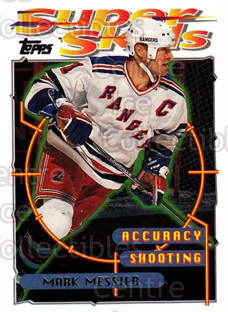 1995-96 Topps Super Skills #60 Mark Messier<br/>10 In Stock - $1.00 each - <a href=https://centericecollectibles.foxycart.com/cart?name=1995-96%20Topps%20Super%20Skills%20%2360%20Mark%20Messier...&quantity_max=10&price=$1.00&code=45046 class=foxycart> Buy it now! </a>