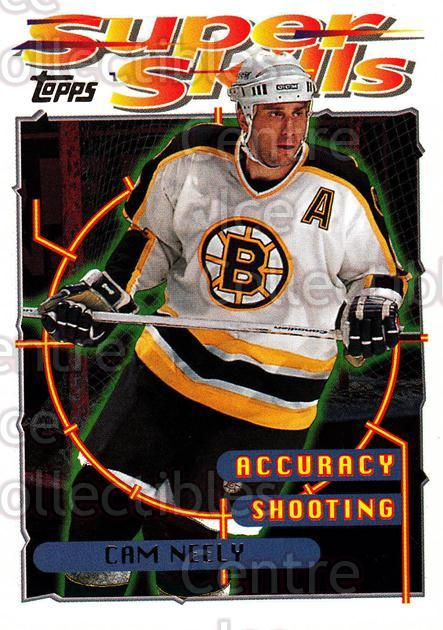1995-96 Topps Super Skills #63 Cam Neely<br/>10 In Stock - $1.00 each - <a href=https://centericecollectibles.foxycart.com/cart?name=1995-96%20Topps%20Super%20Skills%20%2363%20Cam%20Neely...&quantity_max=10&price=$1.00&code=45049 class=foxycart> Buy it now! </a>