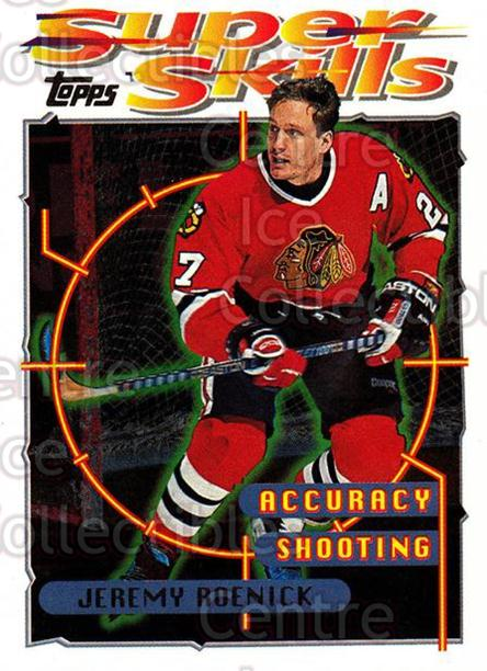 1995-96 Topps Super Skills #65 Jeremy Roenick<br/>10 In Stock - $1.00 each - <a href=https://centericecollectibles.foxycart.com/cart?name=1995-96%20Topps%20Super%20Skills%20%2365%20Jeremy%20Roenick...&quantity_max=10&price=$1.00&code=45051 class=foxycart> Buy it now! </a>