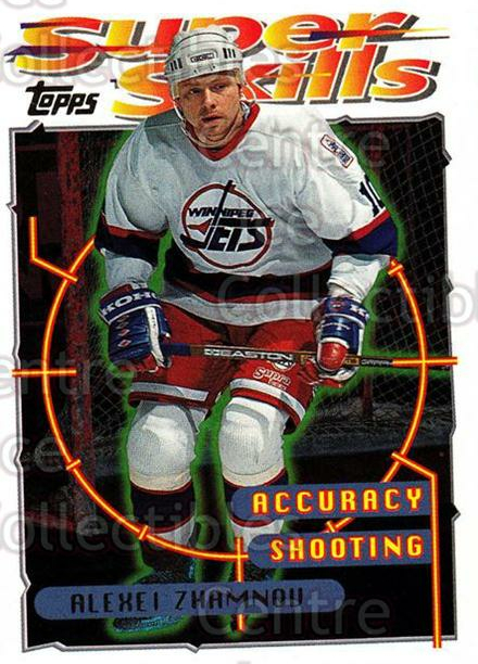 1995-96 Topps Super Skills #70 Alexei Zhamnov<br/>10 In Stock - $1.00 each - <a href=https://centericecollectibles.foxycart.com/cart?name=1995-96%20Topps%20Super%20Skills%20%2370%20Alexei%20Zhamnov...&quantity_max=10&price=$1.00&code=45057 class=foxycart> Buy it now! </a>