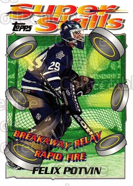 1995-96 Topps Super Skills #85 Felix Potvin<br/>7 In Stock - $1.00 each - <a href=https://centericecollectibles.foxycart.com/cart?name=1995-96%20Topps%20Super%20Skills%20%2385%20Felix%20Potvin...&quantity_max=7&price=$1.00&code=45067 class=foxycart> Buy it now! </a>