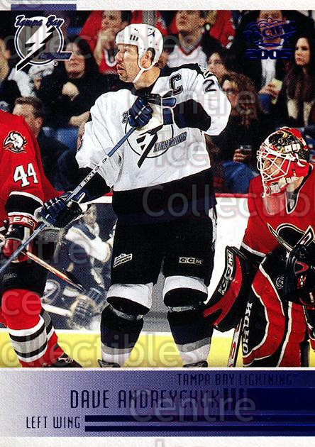2004-05 Pacific Blue #235 Dave Andreychuk<br/>3 In Stock - $3.00 each - <a href=https://centericecollectibles.foxycart.com/cart?name=2004-05%20Pacific%20Blue%20%23235%20Dave%20Andreychuk...&quantity_max=3&price=$3.00&code=452185 class=foxycart> Buy it now! </a>