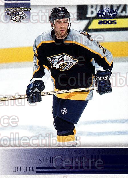2004-05 Pacific Blue #149 Steve Sullivan<br/>3 In Stock - $3.00 each - <a href=https://centericecollectibles.foxycart.com/cart?name=2004-05%20Pacific%20Blue%20%23149%20Steve%20Sullivan...&quantity_max=3&price=$3.00&code=452349 class=foxycart> Buy it now! </a>