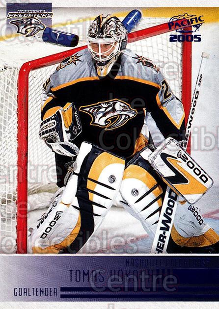 2004-05 Pacific Blue #151 Tomas Vokoun<br/>3 In Stock - $3.00 each - <a href=https://centericecollectibles.foxycart.com/cart?name=2004-05%20Pacific%20Blue%20%23151%20Tomas%20Vokoun...&quantity_max=3&price=$3.00&code=452351 class=foxycart> Buy it now! </a>