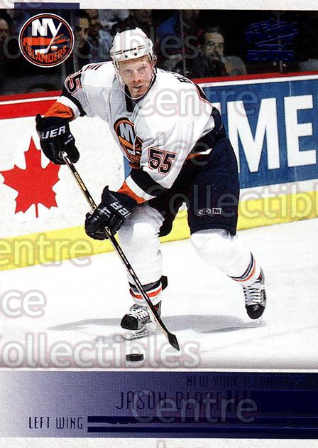 2004-05 Pacific Blue #164 Jason Blake<br/>3 In Stock - $3.00 each - <a href=https://centericecollectibles.foxycart.com/cart?name=2004-05%20Pacific%20Blue%20%23164%20Jason%20Blake...&quantity_max=3&price=$3.00&code=452356 class=foxycart> Buy it now! </a>
