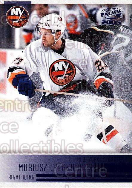 2004-05 Pacific Blue #165 Mariusz Czerkawski<br/>3 In Stock - $3.00 each - <a href=https://centericecollectibles.foxycart.com/cart?name=2004-05%20Pacific%20Blue%20%23165%20Mariusz%20Czerkaw...&quantity_max=3&price=$3.00&code=452357 class=foxycart> Buy it now! </a>