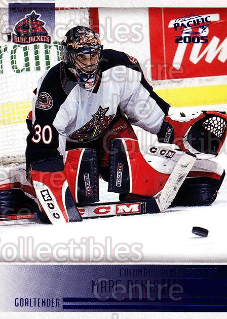 2004-05 Pacific Blue #74 Marc Denis<br/>3 In Stock - $3.00 each - <a href=https://centericecollectibles.foxycart.com/cart?name=2004-05%20Pacific%20Blue%20%2374%20Marc%20Denis...&quantity_max=3&price=$3.00&code=452440 class=foxycart> Buy it now! </a>