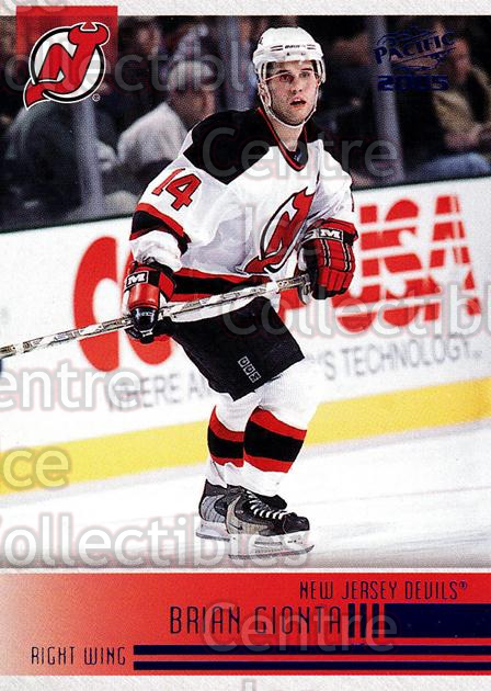 2004-05 Pacific Blue #157 Brian Gionta<br/>3 In Stock - $3.00 each - <a href=https://centericecollectibles.foxycart.com/cart?name=2004-05%20Pacific%20Blue%20%23157%20Brian%20Gionta...&quantity_max=3&price=$3.00&code=452450 class=foxycart> Buy it now! </a>