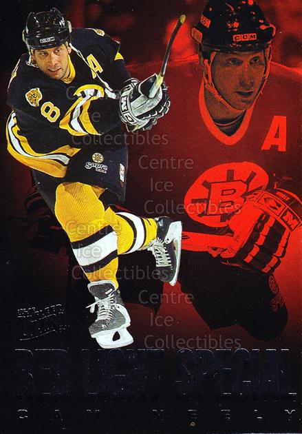 1995-96 Ultra Red Light Specials #7 Cam Neely<br/>25 In Stock - $2.00 each - <a href=https://centericecollectibles.foxycart.com/cart?name=1995-96%20Ultra%20Red%20Light%20Specials%20%237%20Cam%20Neely...&quantity_max=25&price=$2.00&code=45310 class=foxycart> Buy it now! </a>