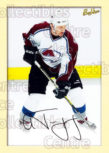 2005-06 Beehive #182 Alex Tanguay<br/>3 In Stock - $3.00 each - <a href=https://centericecollectibles.foxycart.com/cart?name=2005-06%20Beehive%20%23182%20Alex%20Tanguay...&quantity_max=3&price=$3.00&code=453934 class=foxycart> Buy it now! </a>