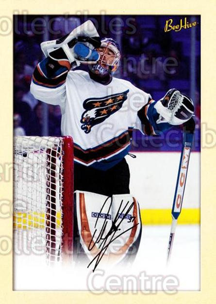 2005-06 Beehive #220 Olaf Kolzig<br/>5 In Stock - $3.00 each - <a href=https://centericecollectibles.foxycart.com/cart?name=2005-06%20Beehive%20%23220%20Olaf%20Kolzig...&quantity_max=5&price=$3.00&code=453972 class=foxycart> Buy it now! </a>