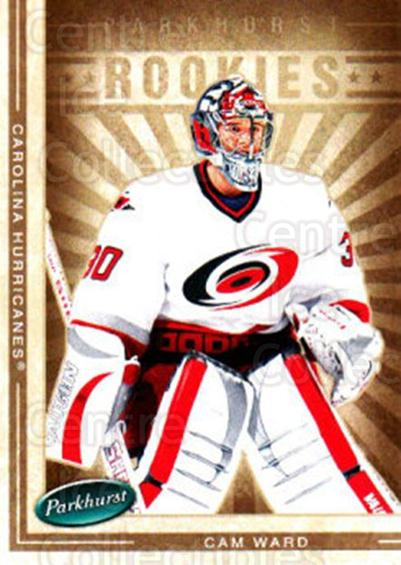 2005-06 Parkhurst #614 Cam Ward<br/>2 In Stock - $3.00 each - <a href=https://centericecollectibles.foxycart.com/cart?name=2005-06%20Parkhurst%20%23614%20Cam%20Ward...&price=$3.00&code=455127 class=foxycart> Buy it now! </a>