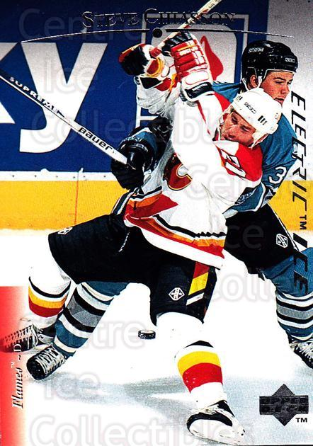 1995-96 Upper Deck Electric Ice #10 Steve Chiasson<br/>5 In Stock - $2.00 each - <a href=https://centericecollectibles.foxycart.com/cart?name=1995-96%20Upper%20Deck%20Electric%20Ice%20%2310%20Steve%20Chiasson...&quantity_max=5&price=$2.00&code=45512 class=foxycart> Buy it now! </a>