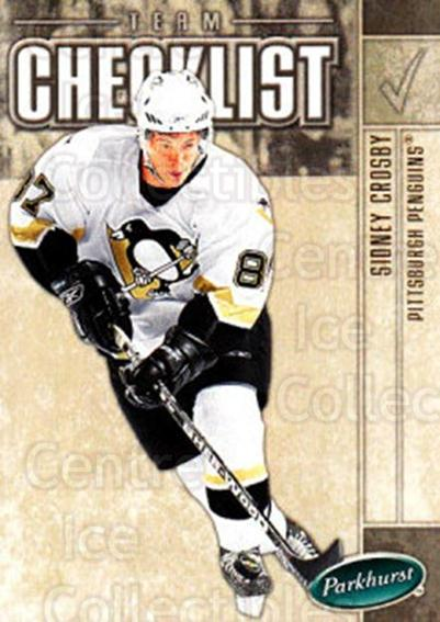 2005-06 Parkhurst #694 Sidney Crosby<br/>1 In Stock - $5.00 each - <a href=https://centericecollectibles.foxycart.com/cart?name=2005-06%20Parkhurst%20%23694%20Sidney%20Crosby...&price=$5.00&code=455140 class=foxycart> Buy it now! </a>